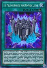 The Phantom Knights' Rank-Up-Magic Launch - INOV-EN054 - Super Rare - Unlimited Edition