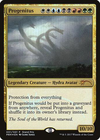 Progenitus (Grand Prix Foil)