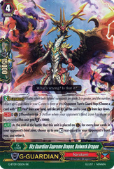 G-BT09/015EN - RR - Sky Guardian Supreme Dragon, Bulwark Dragon