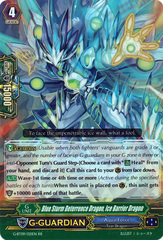 Blue Storm Deterrence Dragon, Ice Barrier Dragon - G-BT09/021EN - RR