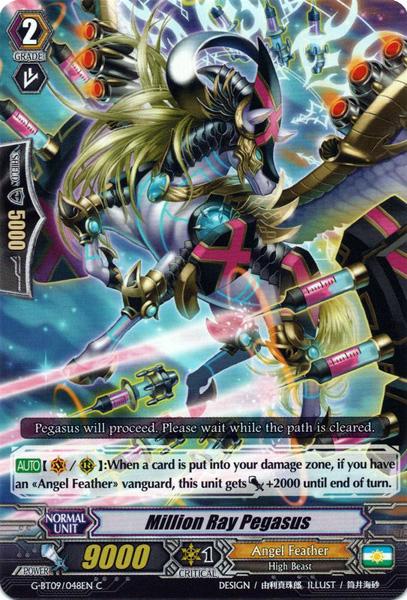 G-FC04// English-Interdimensional Dragon Beyond Order Dragon CFV-1x-Near Mint