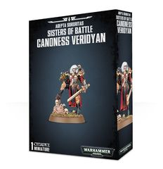 Special Order: Canoness Veridyan