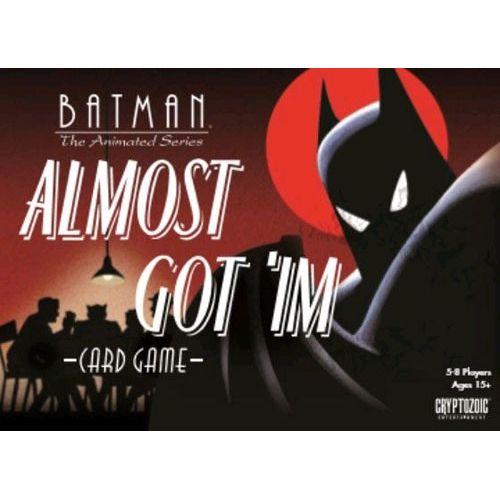 Batman: The Animated Series - Almost Got Im