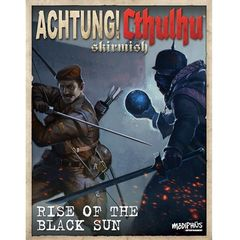 Achtung! Cthulhu - Skirmish Game Rules