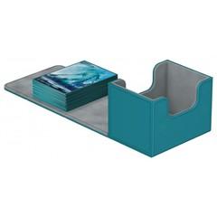 Ultimate Guard - Deck Case 100+ Sidewinder Xenoskin - Petrol