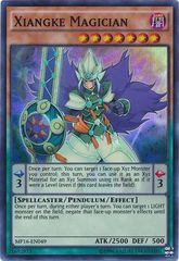 Xiangke Magician - MP16-EN049 - Super Rare - Unlimited Edition