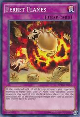 Ferret Flames - MP16-EN093 - Common - Unlimited Edition