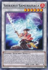 Shiranui Samuraisaga - MP16-EN211 - Common - Unlimited Edition