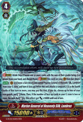 Marine General of Heavenly Silk, Lambros - G-RC01/012EN - RRR on Channel Fireball