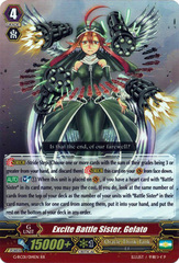 Excite Battle Sister, Gelato - G-RC01/014EN - RR on Channel Fireball