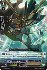 Knight of Oblique Sundown, Radion - G-RC01/031EN - R on Channel Fireball