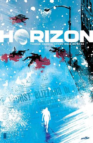 Horizon #9 (Mr)