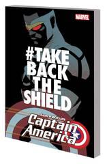 Captain America Sam Wilson Tp Vol 04 #Takebacktheshield
