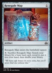 Renegade Map - Foil