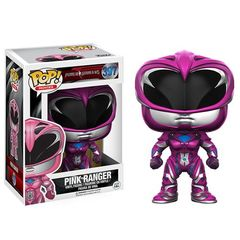 Pop! Movies 397: Power Rangers (2017 Movie) - Pink Ranger