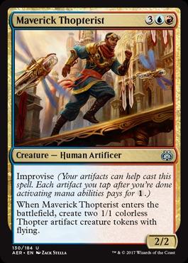 Maverick Thopterist - Foil