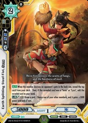 Earth Splitting Steel Fist, Sena - BT04/006EN - R