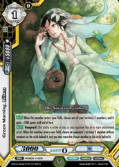 Green Morning, Liliana - BT04/014EN - U