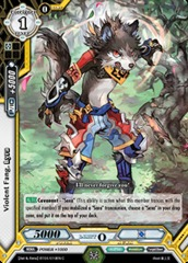 Violent Fang, Lyra - BT04/019EN - C