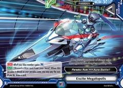 Excite Megalopolis - BT04/100EN - PxC