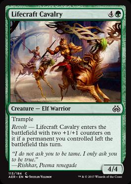 Lifecraft Cavalry - Foil