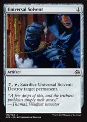 Universal Solvent - Foil