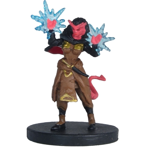 Tiefling Warlock - Dungeons & Dragons » Icons of the Realms