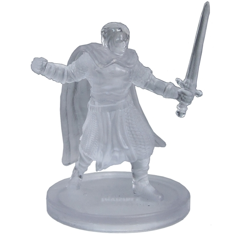 Invisible Human Cleric