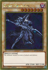 Dark Magician - MVP1-ENG54 - Gold Rare - 1st Edition on Channel Fireball