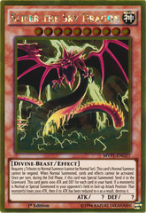 Slifer the Sky Dragon - MVP1-ENG57 - Gold Rare - 1st Edition