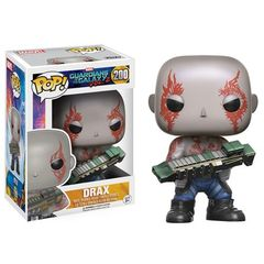 Funko Pop - Guardians of the Galaxy Vol. 2 - #200 - Drax
