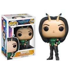 Funko POP -  Marvel 204: Guardians Of The Galaxy Vol.2 - Mantis