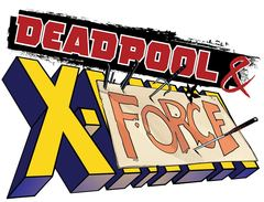 Marvel HeroClix: Deadpool and X-Force Fast Forces