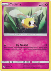 Cutiefly - 92/149 - Common