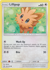 Lillipup - 103/149 - Common