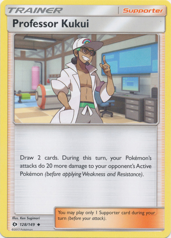 Professor Kukui - 128/149 - Uncommon
