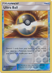 Ultra Ball - 135/149 - Uncommon - Reverse Holo