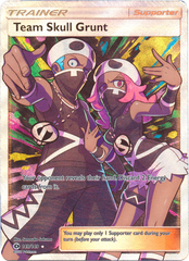 Team Skull Grunt - 149/149 - Full Art Ultra Rare