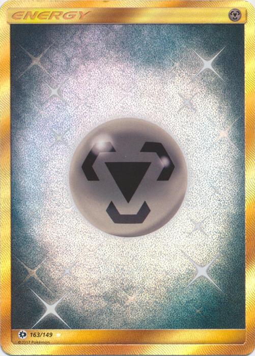 Metal Energy - 163/149 - Secret Rare