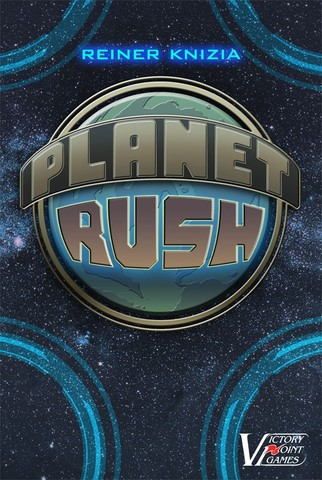 Planet Rush - Boxed Edition