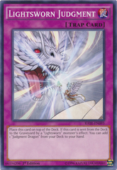 Lightsworn Judgment - RATE-EN095 - Common - 1st Edition