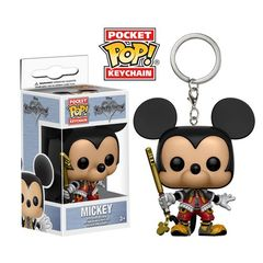 Pocket Pop! Keychain: Disney - Kingdom Hearts - Mickey