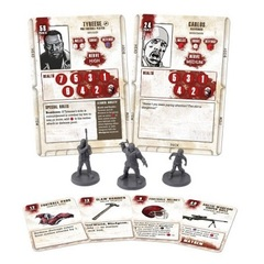 The Walking Dead Tyreese Booster