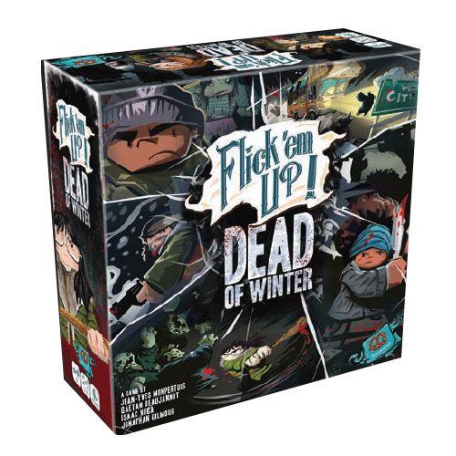 Flick Em Up: Dead Of Winter - Plastic Version