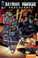 Batman Tmnt Adventures #6 (Of 6) Subscription Var