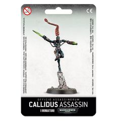 Officio Assassinorum Callidus Assassin ( 52-12 )