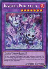 Invoked Purgatrio - FUEN-EN030 - Secret Rare - 1st Edition