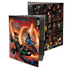 Ultra Pro - Binder D&D Character Folio - Wizard