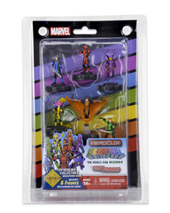 Marvel HeroClix: Deadpool and the Mercs 4 Money Fast Forces Pack