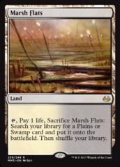 Marsh Flats on Channel Fireball